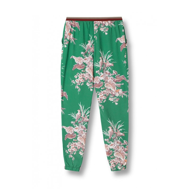 Bird flower pants Style no. 741X-BF01