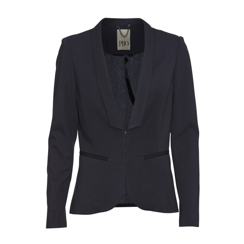 Cross blazer