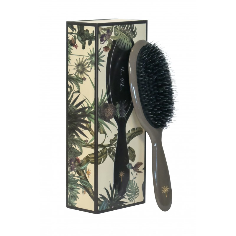 Fan Palm Hair Brush