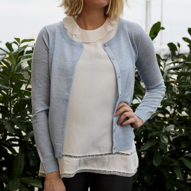 Menthe top - New Lily