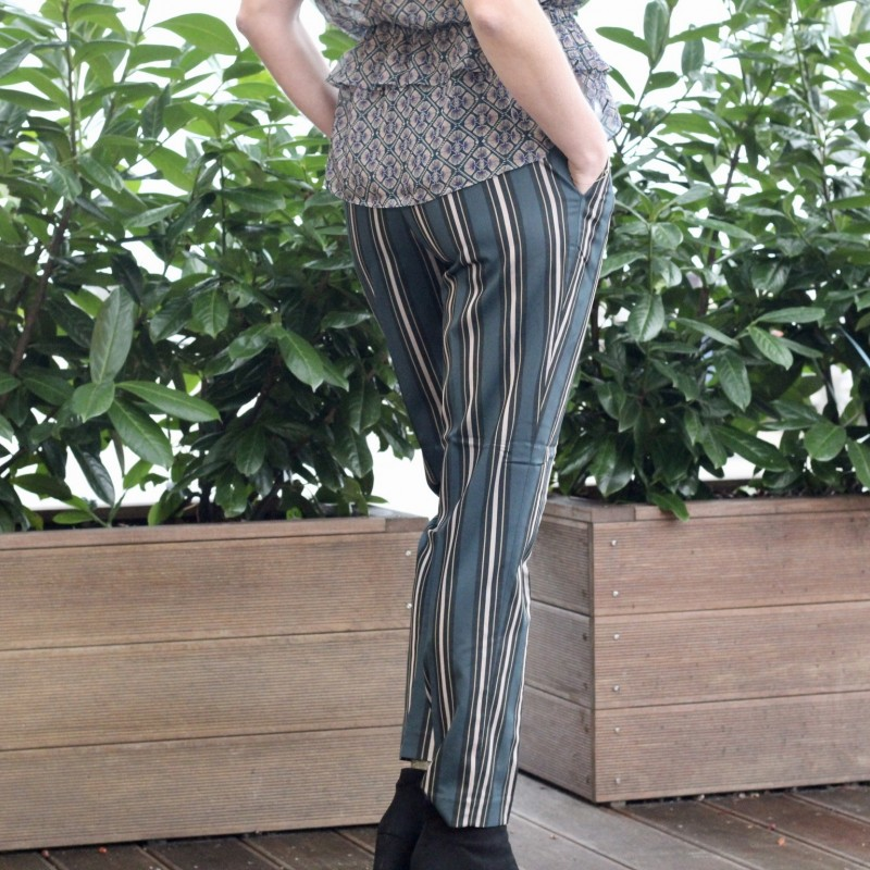 Signature tailored pants Maison Scotch