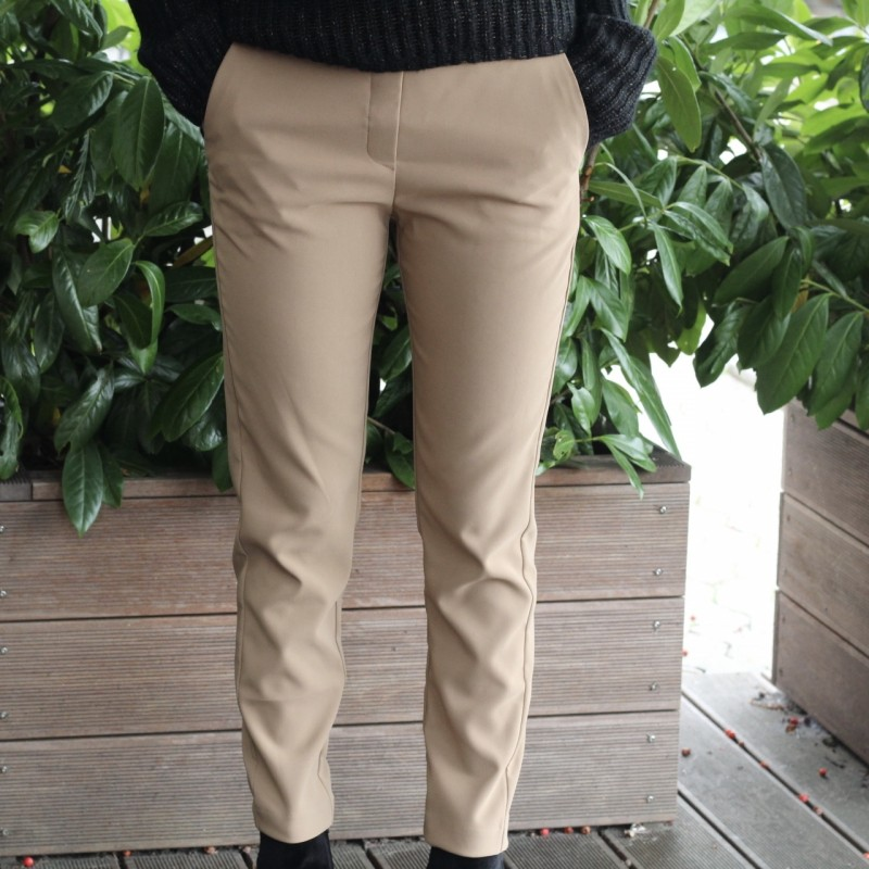 Trousers Cammello