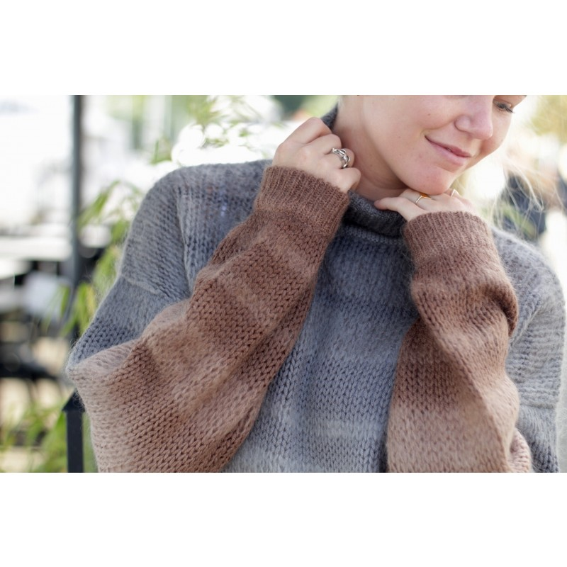 Amina Knit Sweater Rabens Saloner
