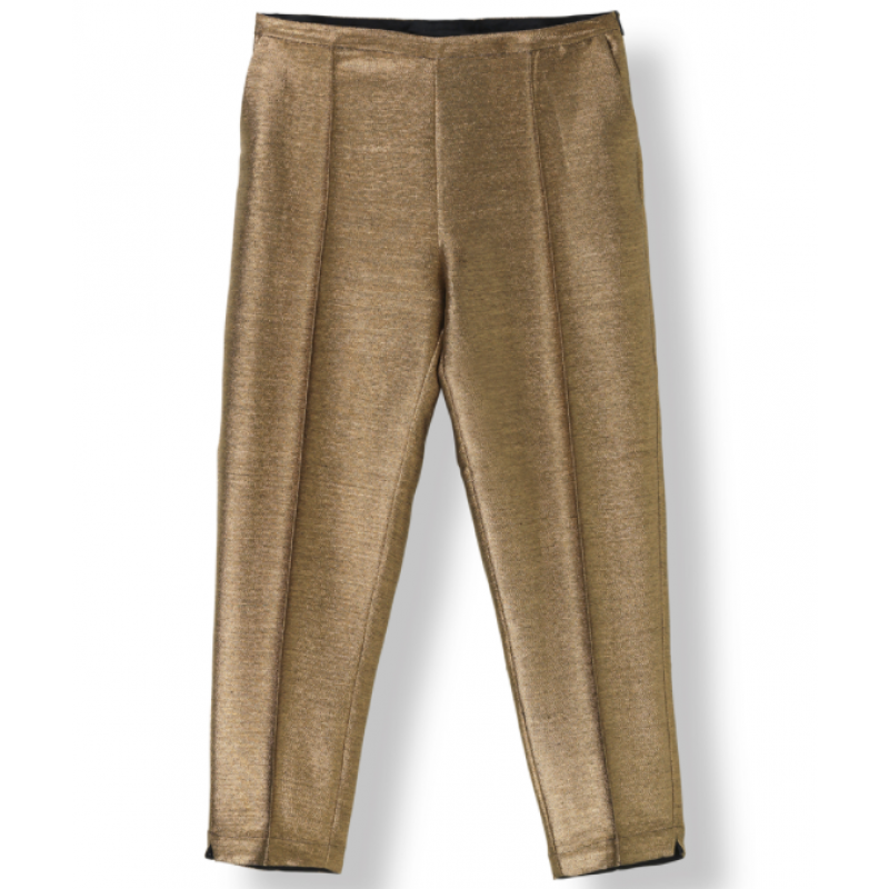 Shimmer suiting pants
