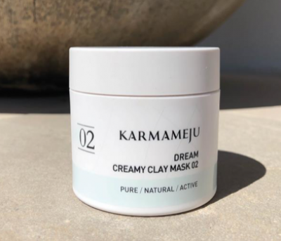 DREAM clay mask 02