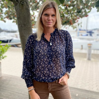 Norrie blouse - Second Female