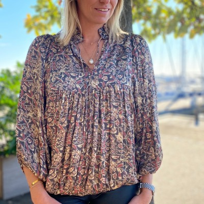 Courtney Blouse - Eva go Diva