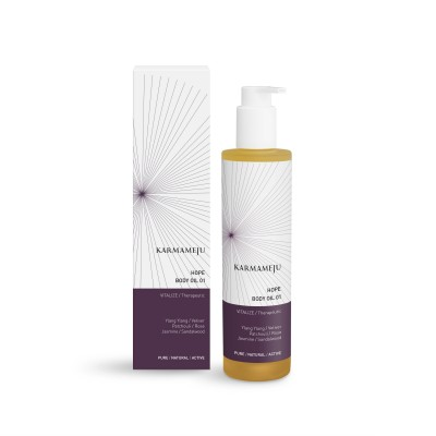 Body oil 01 - Hope - Karmameju