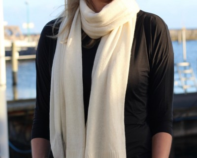 Seeberger cashmere scarf