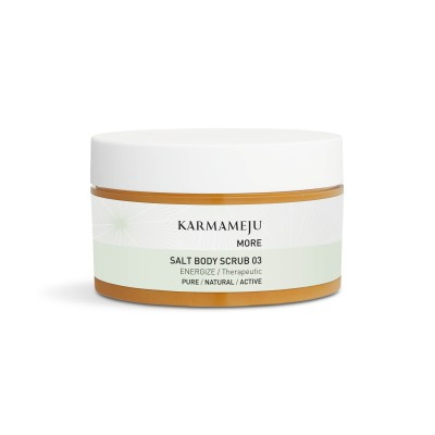 More Salt Scrub 03 - Karmameju