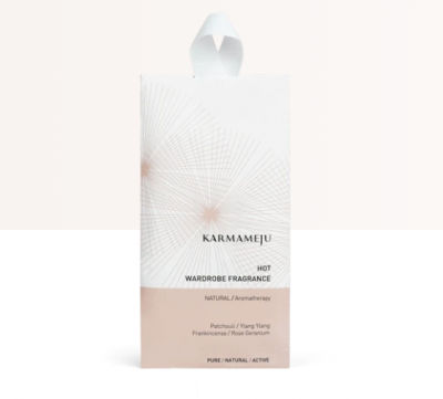 Hot wardrobe fragrance 01 Karmameju