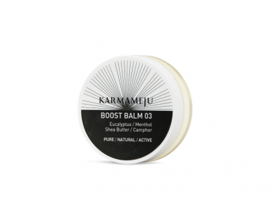 Boost Balm 03 - Travel Karmameju