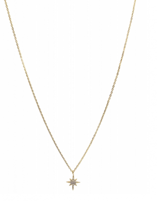 Northern star necklace Hultquist