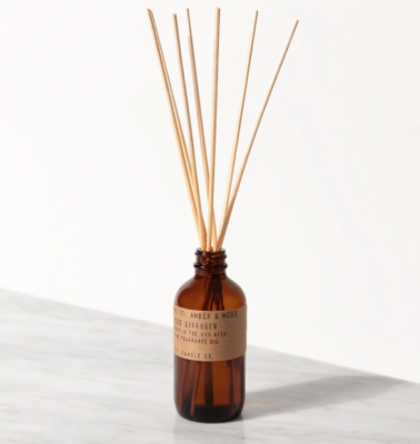 Amber & Moss Diffuser P.F Candle