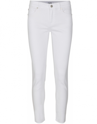 Daria jeans distressed white IVY
