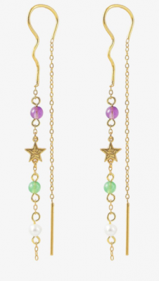 Cosmo earrings fra Hultquist