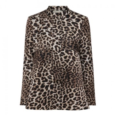 Ann Jungle Print Jacket