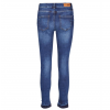 Sumner step blue jeans